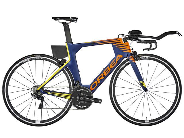 ORBEA Ordu M10 Team Triathlon Road Bike orange/blue